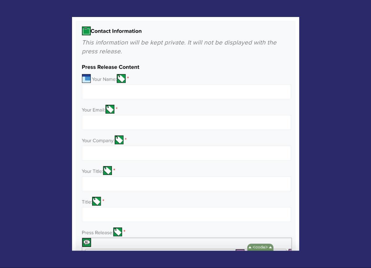 screen reader javascript